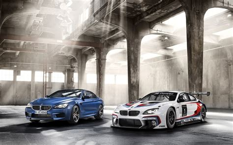 2018 Bmw M6 Gt3 Duos Wallpaper Hd Car Wallpapers