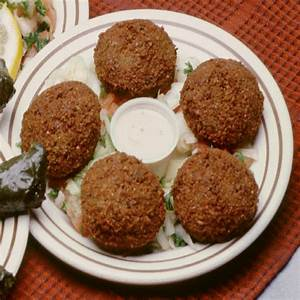 Lebanese Falafel - Lebanese Falafel Recipe