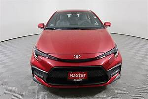 New 2020 Toyota Corolla Se Manual 4dr Car In Lincoln