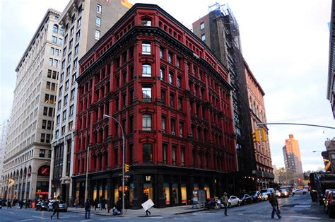 New York City New York Nyc Street Streets Buidling Buildin