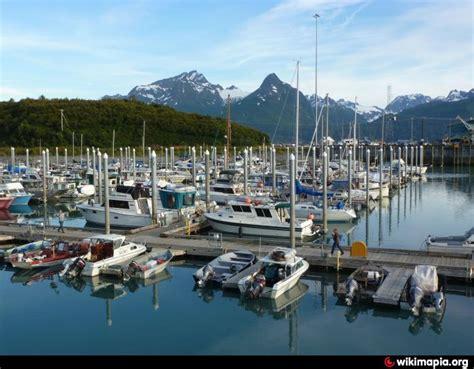 Small Boat Harbor by Valdez Small Boat Harbor Valdez Alaska