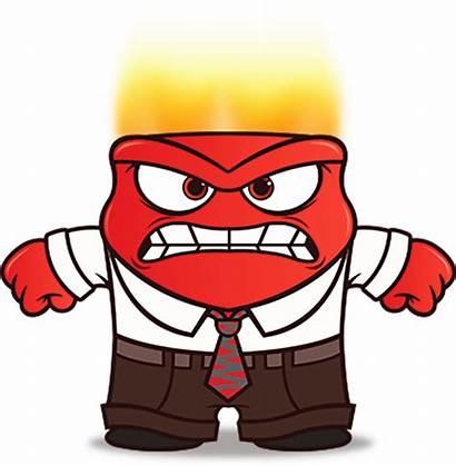 Inside Clipart Anger Character Sticker Clip Disney