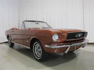 1966 Ford Mustang   GAA Classic Cars