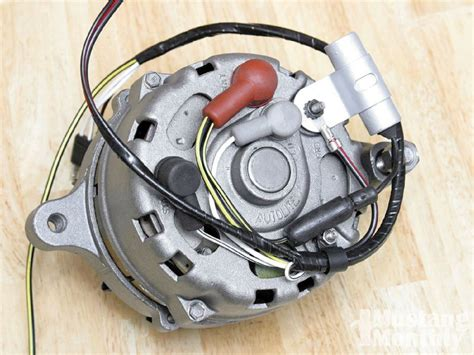 Ford Mustang Alternator Connection Problem