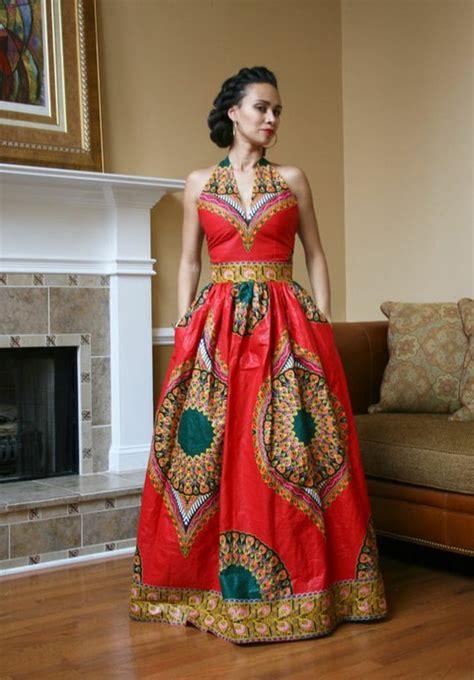 modele wax femme 1001 id 233 es de pagne africain styl 233 et comment le porter