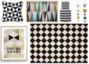 Tapis Forme Geometrique : tapis forme geometrique id es d 39 images la maison ~ Teatrodelosmanantiales.com Idées de Décoration