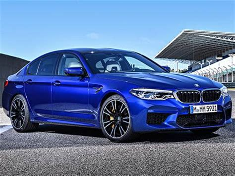 2018 Bmw M5  Pricing, Ratings & Reviews  Kelley Blue Book