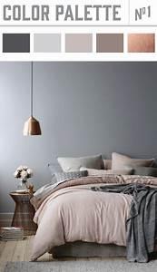 Norwegian Bedroom design - white walls and floor, muted