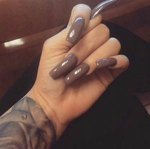 fall nails on Tumblr