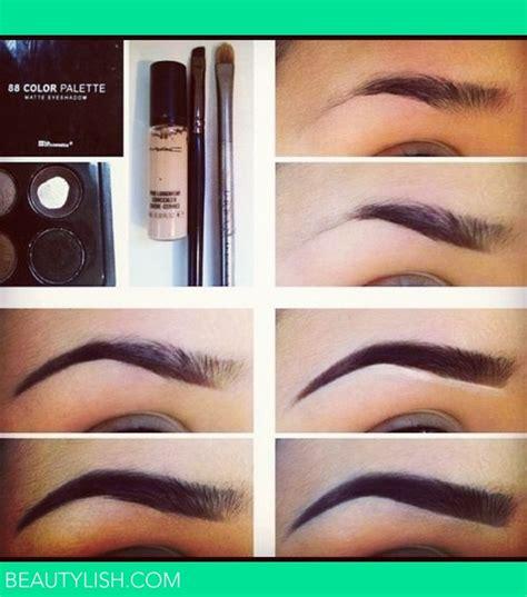 fill   eyebrows deisy rs photo beautylish