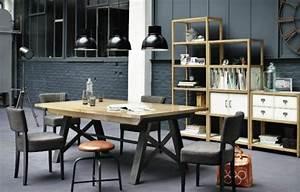 Table Rallonge Bois : meubles crozatier aper u du catalogue 15 photos ~ Teatrodelosmanantiales.com Idées de Décoration