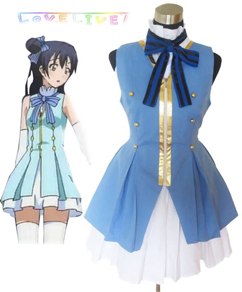 Dress Stelan Live free shipping live school idol project start dash