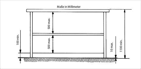 Din 18065 Vorschriften Zum Treppenbau by Gel 228 Nder Vorschriften Din A Innerbetriebliche
