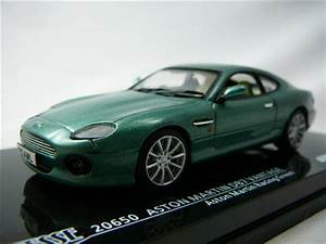 Aston Martin Miniature : aston martin db7 vantage miniature 1 43 vitesse vit 20650 freeway01 voitures miniatures de ~ Melissatoandfro.com Idées de Décoration
