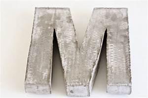 Buchstaben Aus Beton : die besten 25 beton basteln ideen auf pinterest zement basteleien zement und beton projekte ~ Sanjose-hotels-ca.com Haus und Dekorationen
