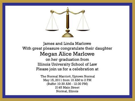 law school graduation invitation easyday