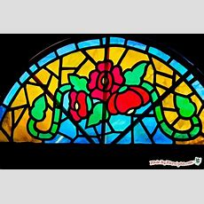 Diy Faux Stained Glass Made By Marzipan