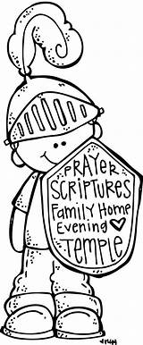 Lds Prayer Church Coloring Conference Clipart Evening Clip Melonheadz Primary Armor Jesus Mormon Inspirations Oct Activities Lessons God Children Illustrating sketch template