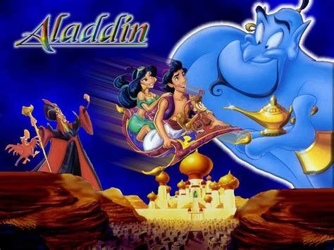 world disney aladino