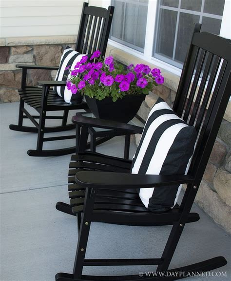 25 best ideas about outdoor rocking chairs on