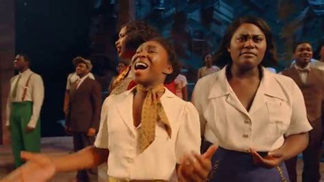 the color purple play hell no today the acclaimed tony winning revival of the
