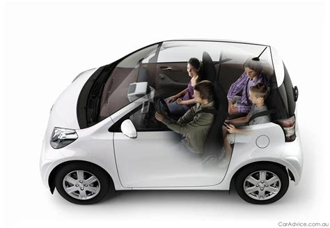 toyota iq review  caradvice