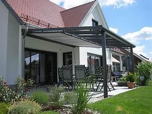 Befestigung überdachung An Sparren : terrassendach aus alu 4 5 x 3 m auch als bausatz kaufen ~ Orissabook.com Haus und Dekorationen