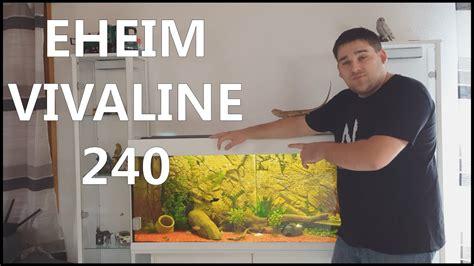 eheim vivaline 240 led aquarium eheim vivaline 240 led lights aussenfilter pumpe ruhig stellen
