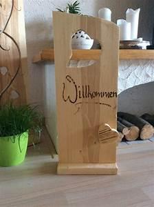 Holzbrett Mit Spruch : deko objekte holzbrett willkommen mit herz ein designerst ck von michasbastelstube bei dawanda ~ Sanjose-hotels-ca.com Haus und Dekorationen