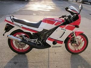 Yamaha Yamaha Rd 350 F