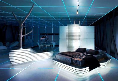 Futuristic Interior Design  Furnish Burnish