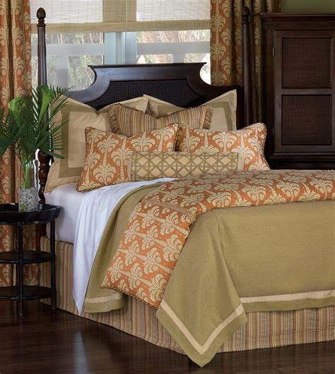 luxury bedding by eastern accents kiawah collection