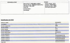 Joint Injecteur 1 5 Dci : les codes injecteur 1 5 dci tlemcen car electronics ~ Dallasstarsshop.com Idées de Décoration