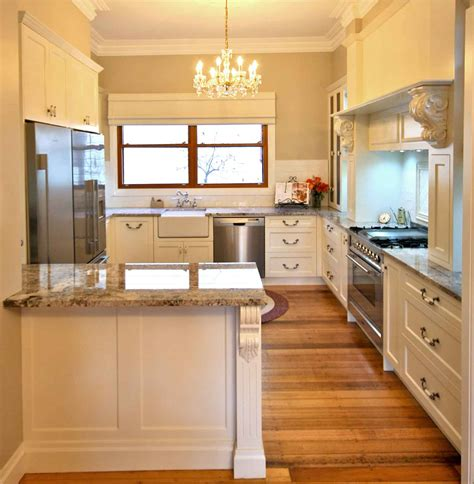 L Shaped Kitchen Remodel Ideas - kitchens by emanuel traditional kitchens