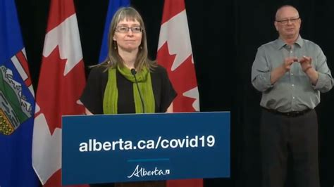 Many cpac attendees have already said they would vote for him if he decided to run again. All Albertans now eligible for COVID-19 testing: Hinshaw ...