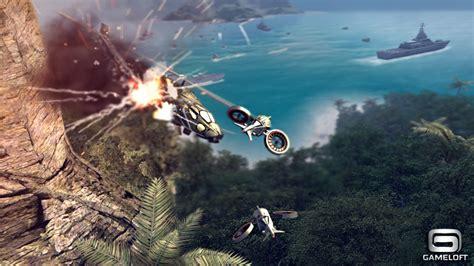 modern combat 4 zero hour trailer shows mobile graphics
