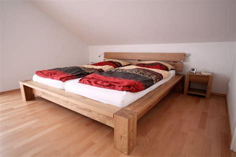 Schlafzimmer Bett  Schreiner München Schreinerei
