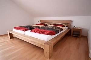 Bilder über Bett : m bel schlafzimmer betten aus holz betten schreiner m nchen schreinerei hermann wimmer ~ Watch28wear.com Haus und Dekorationen