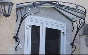 Marquise De Porte Ancienne : l 39 atelier du fer forg metallerie jc sabat ~ Dailycaller-alerts.com Idées de Décoration
