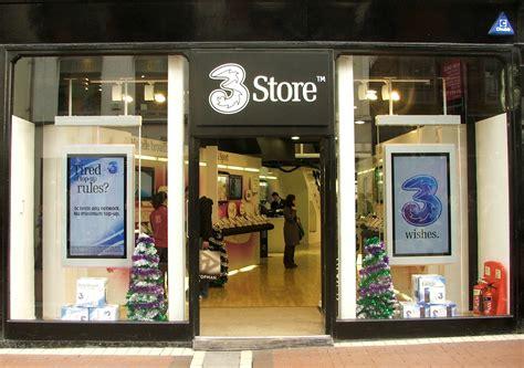File3 Store On Grafton Street, Dublin, Irelandjpg
