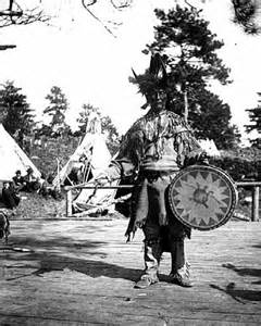 Chippewa Medicine Man