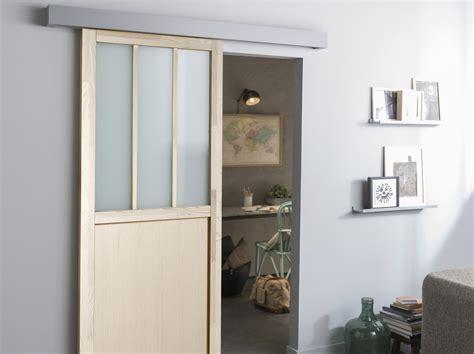 Porte Coulissante, Porte Intérieur, Verriere, Escalier