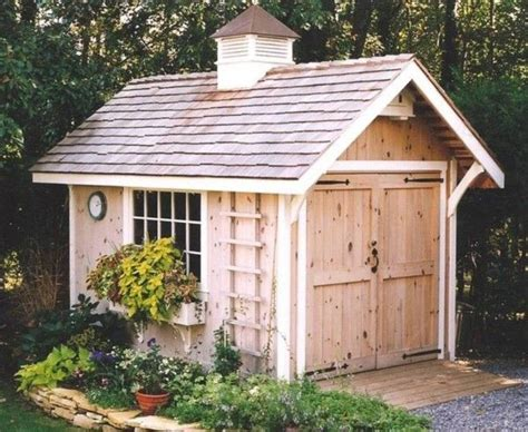 Pretty Sheds by Pretty Storage Shed Outdoor Living