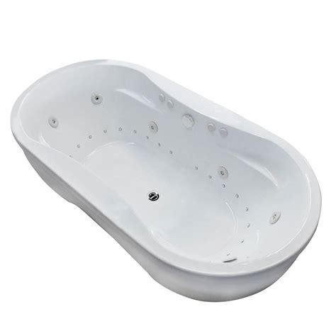 Air Bath Tub by Universal Tubs Agate 6 Ft Whirlpool And Air Bath Tub In