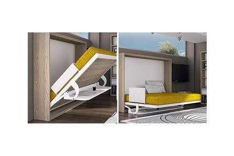 solde canape but armoire lit escamotable horizontale bureau rabatable
