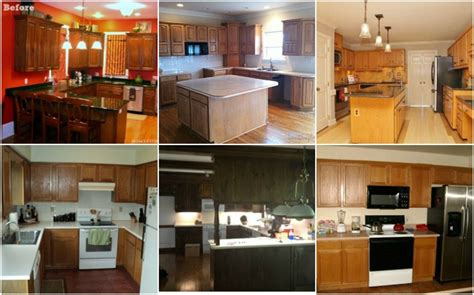 kitchen transformations youve