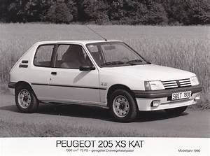 Peugeot 205 Xs Kat