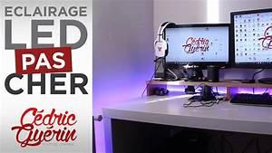 Ruban Led Pas Cher : ruban led pour pas cher youtube ~ Melissatoandfro.com Idées de Décoration