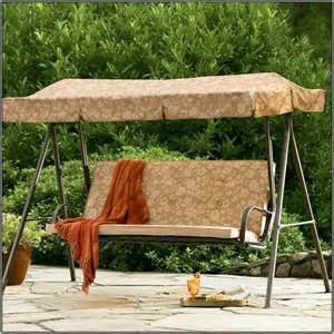 Outdoor Patio Swing Replacement Cushions