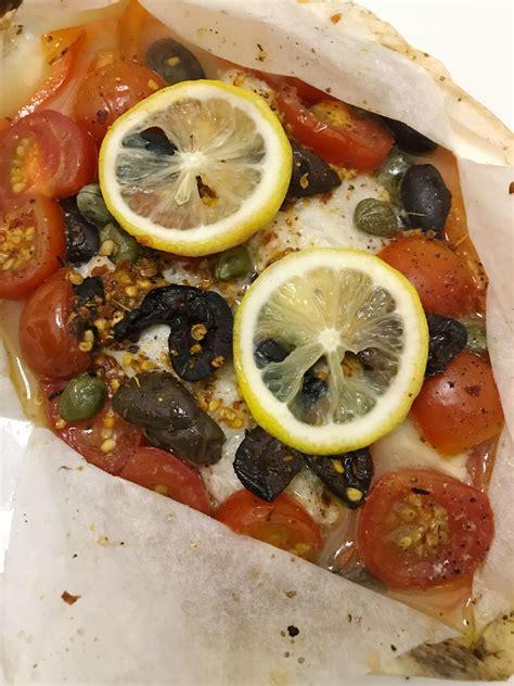 grouper mediterranean recipe food papillote visit homemade